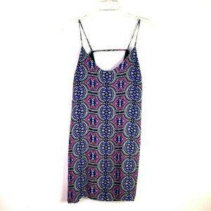 Eight Sixty Dress S Mini Geometric Black Shift *W